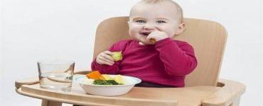 ما غذاء الطفل في الشهر السابع