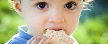 الاطعمة التي تحتوي على الحديد للاطفال