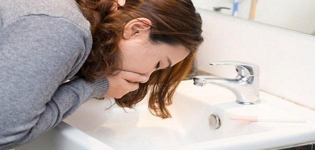 طرق للتخفيف من غثيان الحمل
