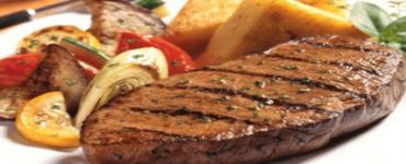 طريقة طبخ وتسوية لحم النعام المشوي