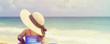 فوائد اشعة الشمس للأطفال