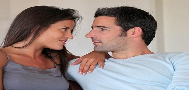 كيفية اثارة اهتمام الرجل