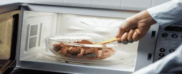 كيف أستخدم الميكروويف في الطبخ