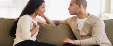 كيف اجعل زوجي يراضيني بنفسه