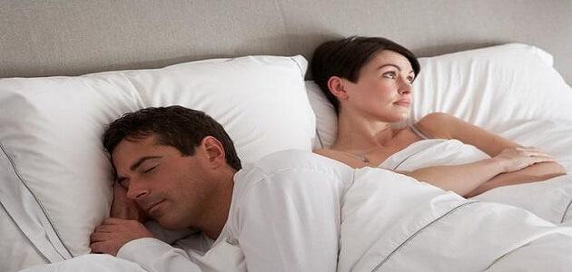 كيف احرك مشاعر زوجي البارد