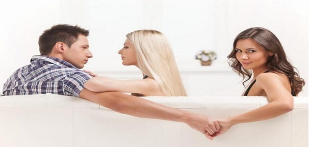 كيف انسى خيانة الزوج