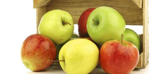 ما هي فوائد التفاح للأطفال