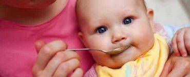 طريقة تغذية الطفل بعد الفطام