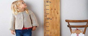 طول ووزن الطفل
