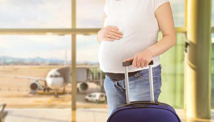 سفر الحامل فى الشهر التاسع في الحمل ماميتو