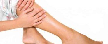 علاج جفاف جلد الساقين