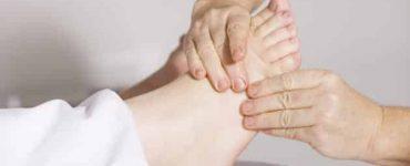 فوائد الضغط على باطن القدم