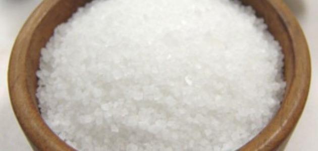 فوائد الملح الخشن للقدمين