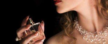 كيف أخلى رائحة العطر تثبت