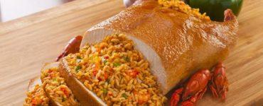 طريقة عمل الفراخ المحشية بالأرز