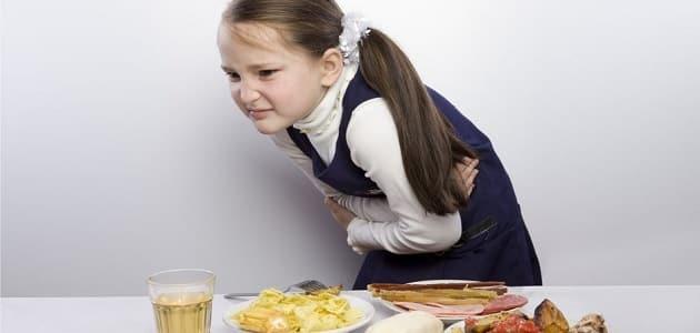 أعراض التسمم الغذائي البسيط