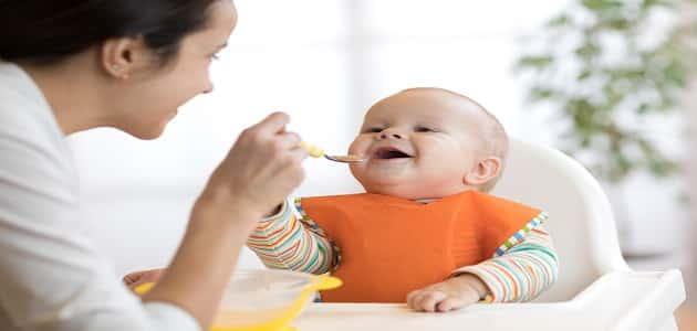 اعراض التسمم الغذائي عند الرضع